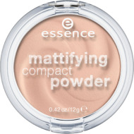 Пудра компактная Mattifying Compact Powder Еssence 11 pastel beige: фото