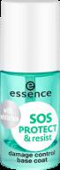 Укрепляющий лак для ногтей Sos protect & resist Essence: фото