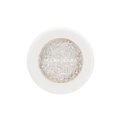 Тени для глаз Holika Holika Piece Matching Shadow тон FWH01, серебряный: фото