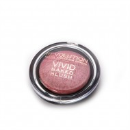 Румяна Makeup Revolution Baked Blusher All I think about is you: фото