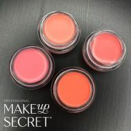 Кремовые румяна Make up Secret Cream Blush CB02 Лососевый: фото