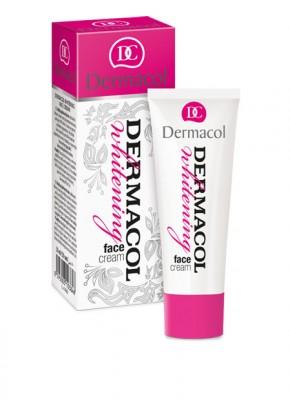 Осветляющий крем для лица Dermacol Whitening Face Cream: фото