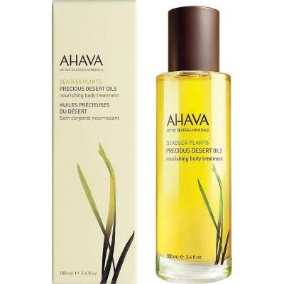 Драгоценные пустынные масла Ahava Deadsea Plants 100 мл: фото