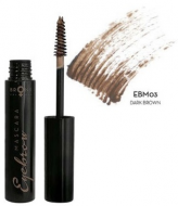 Тушь для бровей Bronx Colors Eyebrow Mascara DARK BROWN: фото