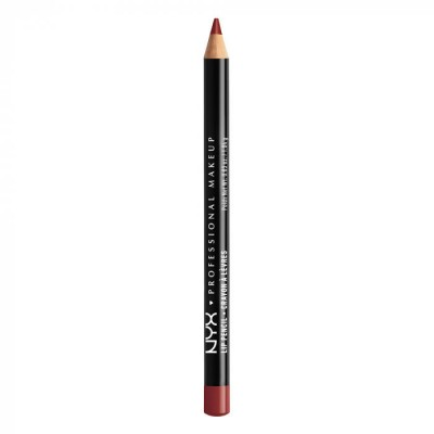 Карандаш для губ NYX Professional Makeup Slim Lip Pensil - AUBURN 801: фото