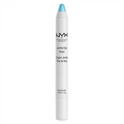 Карандаш для век NYX Professional Makeup Jumbo Eye Pencil – BABY BLUE 606: фото