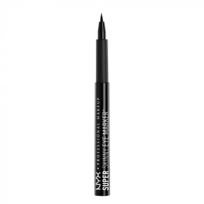 Подводка-маркер NYX Professional Makeup Super Skinny Eye Marker: фото