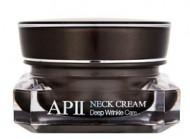 Крем для разглаживания морщин в области шеи и декольте THE SKIN HOUSE Ap-II professional ex restore neck cream 50мл: фото