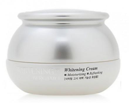 Крем отбеливающий BERGAMO Moselle whitening ex whitening cream 50 г: фото