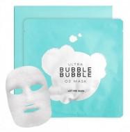 Маска пузырьковая LET ME SKIN Bubble mask 28 мл: фото