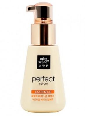 Базовая восстанавливающая эссенция MISE EN SCENE Perfect Base Up Essence Golden Morocco Argan Oil: фото