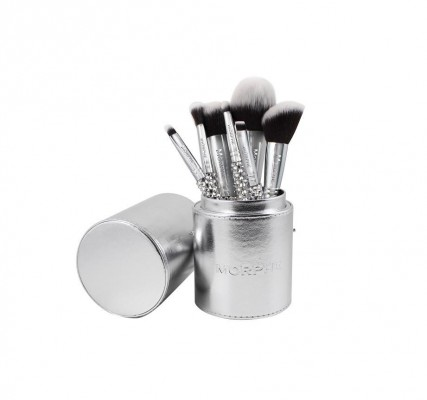 Набор кистей MORPHE THAT BLING SET - 7 PIECE LIMITED EDITION SET: фото
