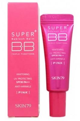 ВВ-крем SKIN79 Super plus beblesh balm triple functions SPF30 Hot Pink 7г: фото