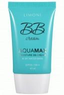 BB-крем увлажняющий LIMONI Aquamax moisture BB-cream тон №1 40 мл: фото