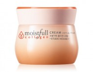 Крем для лица с коллагеном ETUDE HOUSE Moistfull Collagen Cream: фото