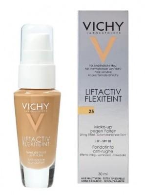 Тональный крем с эффектом лифтинга VICHY LIFTACTIV FLEXILIFT Тон 25 30мл: фото