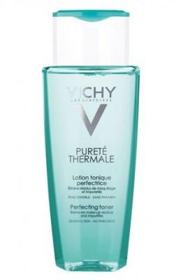 Совершенствующий тоник для чувствительной кожи VICHY ПюртеТермаль 200мл: фото