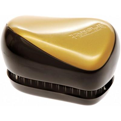 Расческа TANGLE TEEZER Compact Styler Gold Rush золотой: фото