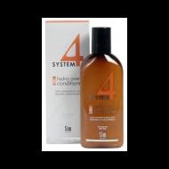 """Бальзам терапевтический """"H"""" для сухих и повреждённых окрашиванием волос SIM SENSITIVE System4 215мл: фото"""