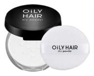 Пудра для жирных волос A'PIEU Oily Hair Dry Powder: фото