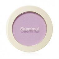 Румяна THE SAEM Saemmul Single Blusher PP01 Orchid Rumor 5гр: фото
