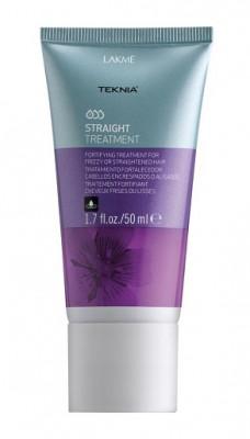 Средство укрепляющее для химически выпрямленных волос LAKMÉ STRAIGHT TREATMENT 50 мл: фото