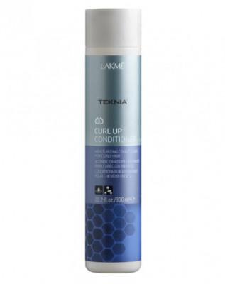 Кондиционер для вьющихся волос и волос с химической завивкой LAKMÉ CURL UP CONDITIONER 300мл: фото