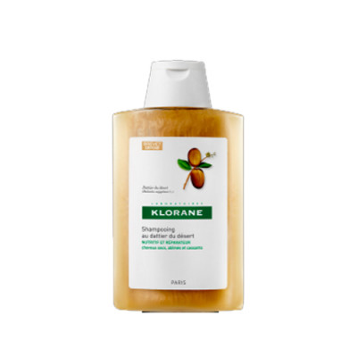 Шампунь питательный с маслом Финика пустынного Klorane Dry Hair 200 мл: фото