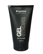 Гель для волос сильной фиксации Kapous Styling Gel Strong 150мл: фото
