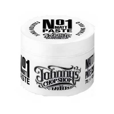 Паста матирующая №1 Johnny's Chop Shop Style 75 г: фото