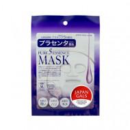 Маска с плацентой Japan Gals Pure5 Essential 1 шт .: фото