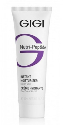 Крем пептидный мгновенное увлажнение для сухой кожи GIGI Nutri-Peptide 200 мл: фото