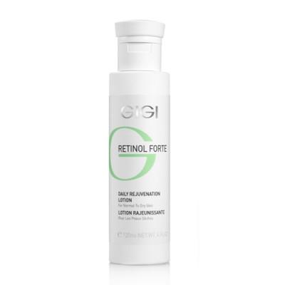 Лосьон-пилинг для нормальной и сухой кожи GIGI Retinol Forte Rejuven dry 120 мл: фото