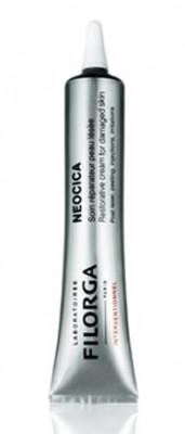 Крем восстанавливающий для поврежденной кожи Filorga Neocica 40 мл: фото