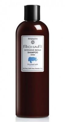 Шампунь для восстановления с витамином Е Egomania RicHair Intensive Repair 400мл: фото