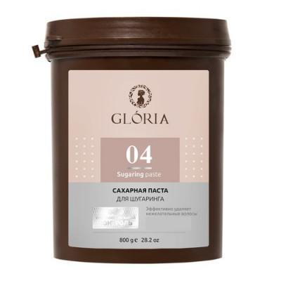 Сахарная паста для депиляции Бандажная Gloria Classic 800г: фото