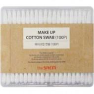 Ватные палочки THE SAEM Makeup Cotton Swab 100шт: фото