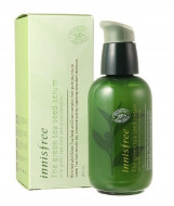 Сыворотка для лица Innisfree THE GREEN TEA SEED SERUM 80мл: фото