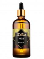 Масло Арганы натуральное (первого холодного отжима) Zeitun , 100 мл: фото