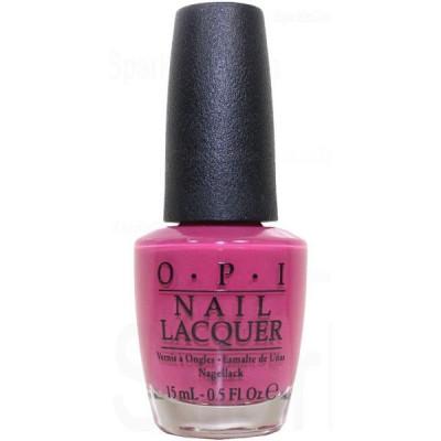 Лак для ногтей OPI ICELAND NLI64 Aurora Berry-alis 15 мл: фото