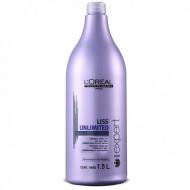Шампунь для непослушных волос L'Oréal Professionnel LISS UNLIMITED SHAMPOO 1500мл: фото