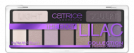 Палетка теней для век CATRICE The Edgy Lilac Collection Eyeshadow Palette 010 PURPLE UP YOUR LIFE: фото