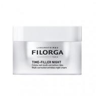 Крем восстанавливающий ночной против морщин Filorga Filler 50мл: фото