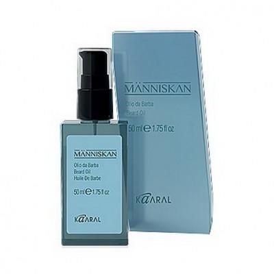 Масло для бороды KAARAL MANNISKAN Beard Oil 50мл: фото