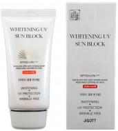Осветляющий солнцезащитный крем JIGOTT Whitening Uv Sun Block Cream SPF50+/PA+++: фото