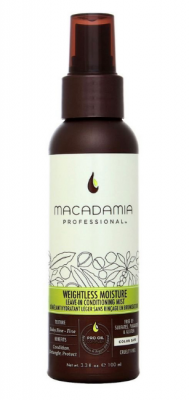 Кондиционер-спрей несмываемый Macadamia Weightless moisture leave-in conditioning mist 100мл: фото