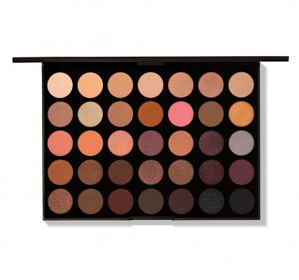 ПАЛЕТКА ТЕНЕЙ MORPHE 35W WARM IT UP ARTISTRY PALETTE: фото