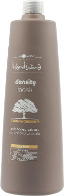 Маска для объема Hair Company HEAD WIND DENSITY MASK 1000мл: фото