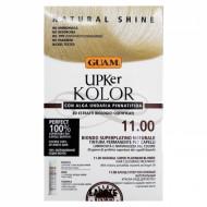 Краска для волос GUAM UPKer KOLOR Блонд супер платиновый натуральный 11.00 215мл: фото