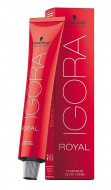 Крем-краска перманентная Schwarzkopf professional Igora Royal 4-6 Средний коричневый шоколадный 60 мл: фото